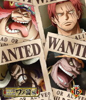 ONE PIECE ワンピース 20THシーズン ワノ国編 PIECE.16【Blu-ray】