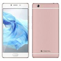 FREETEL SIMフリースマートフォン SAMURAI REI 麗 ピンクゴールド FTJ161B-REI-PG