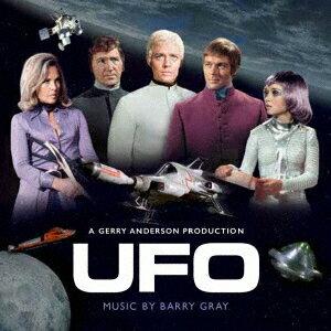 オリジナルTVサウンドトラック 謎の円盤UFO画像