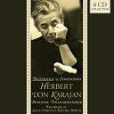 【輸入盤】交響曲全集 ヘルベルト・フォン・カラヤン&ベルリン・フィルハーモニー管弦楽団(1960年代)(6CD) [ ベートーヴェン(177
