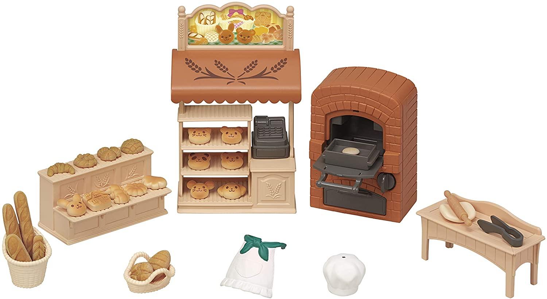 シルバニアファミリー ミー88 こんがりオーブン!はじめてのパン屋さんセット