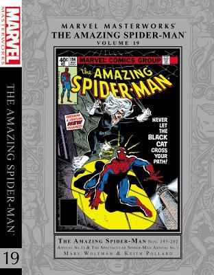 Marvel Masterworks: The Amazing Spider-Man, Volume 19 MARVEL MASTERWORKS THE AMA-V19 [ Marv ...