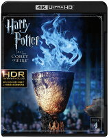 ハリー・ポッターと炎のゴブレット <4K ULTRA HD&ブルーレイセット>(3枚組)【4K ULTRA HD】