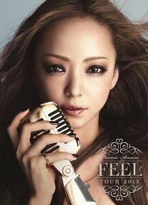 【送料無料】【外付けポスター特典付】namie amuro FEEL tour 2013 [ 安室奈美恵 ]