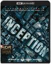 インセプション(4K ULTRA HD+ブルーレイ)(3枚組)【4K ULTRA HD】 [ レオナルド・ディカプリオ ]