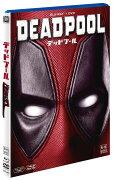 【先着特典】デッドプール 2枚組ブルーレイ&DVD(初回生産限定)(8枚組俺ちゃんカード付き)【Blu-ray】