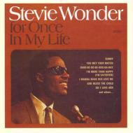 【輸入盤】 For Once In My Life [ Stevie Wonder ]