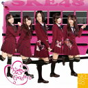 【送料無料】片想いFinally(TypeA CD+DVD) [ SKE48 ]
