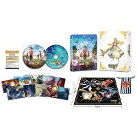 モンスターストライク THE MOVIE はじまりの場所へ ブルーレイ&DVD プレミアムBOX(2枚組)【初回仕様】【Blu-ray】