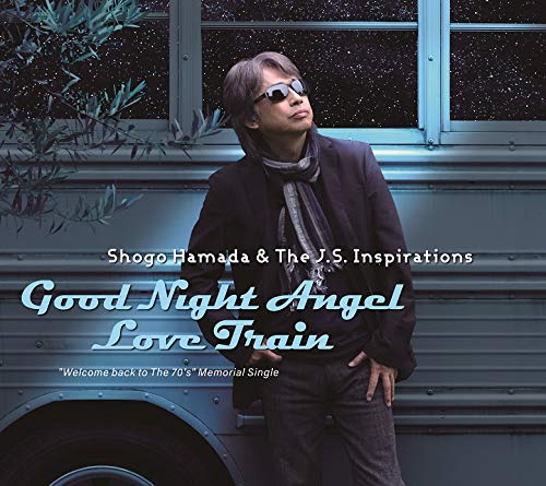 Good Night Angel/Love Train画像