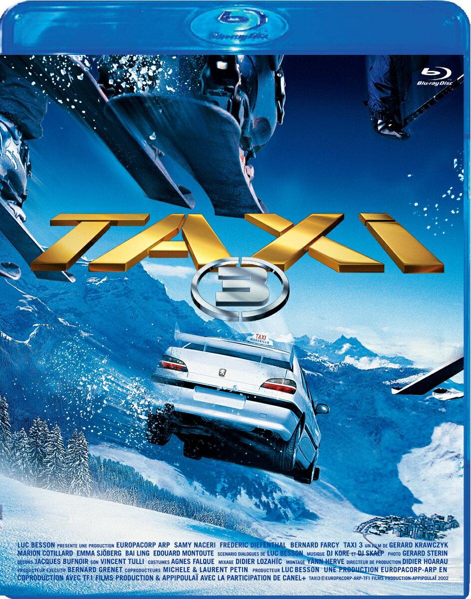洋画, その他 TAXi3 Blu-ray