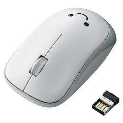 IRマウス/ENELOシリーズ/無線/3ボタン/省電力/ホワイト