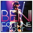 "CONCERT TOUR ""Fortune""(CD+DVD) [ BENI ]"