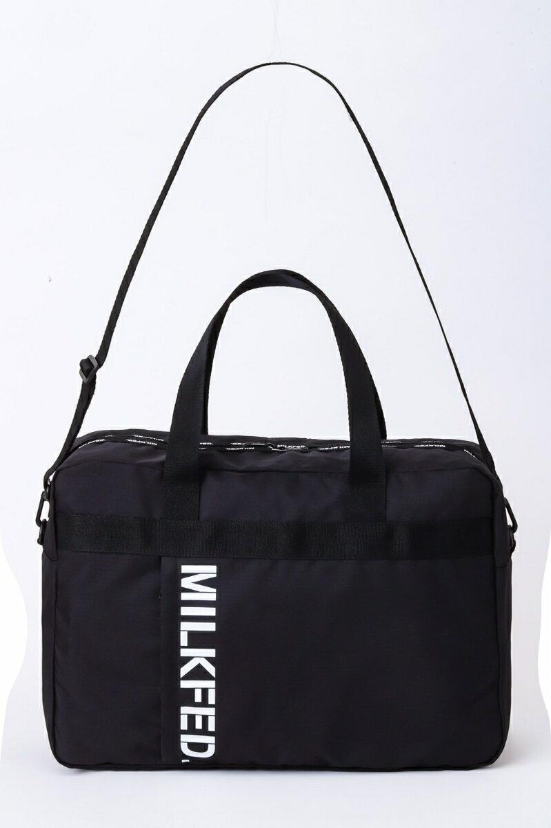 ファッション・美容, ファッション MILKFEDBIG BOSTON BAG BOOK