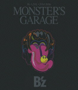 "B'z LIVE-GYM 2006 ""MONSTER'S GARAGE""【Blu-ray】画像"