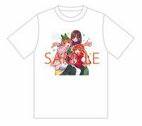 最終巻発売記念!期間限定受注製造 五等分の花嫁 TシャツA(Mサイズ)