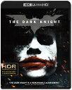 ダークナイト(4K ULTRA HD+ブルーレイ)(3枚組)【4K ULTRA HD】 [ クリスチ