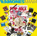 【輸入盤】Ramonesmania [ Ramones ]