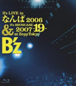 ミュージック, その他 Bz LIVE in 2006 Bz SHOWCASE 2007 -19- at Zepp TokyoBlu-ray Bz