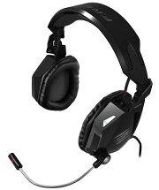 フリーク5 ステレオ ゲーミングヘッドセット ブラック for Win & MacMC-FREQ5B