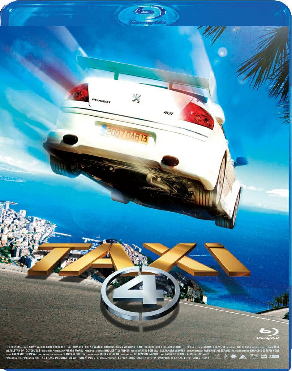 洋画, その他 TAXi4 Blu-ray