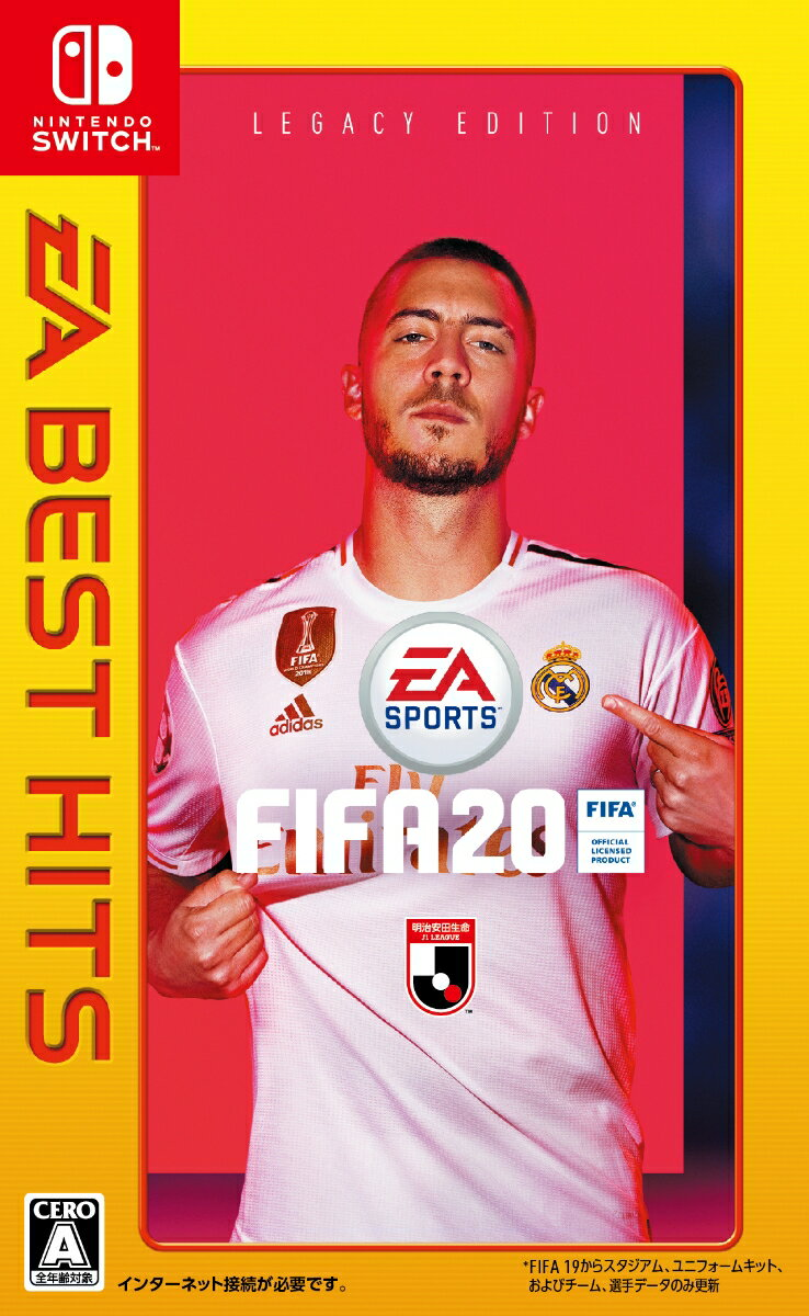EA BEST HITS FIFA 20 Legacy Edition