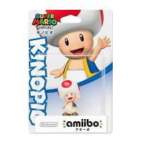 amiibo キノピオ(スーパーマリオシリーズ)の画像
