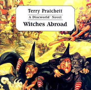 Witches Abroad WITCHES ABROAD 8D (Discworld Novels (Audio)) [ Terry Pratchett ]