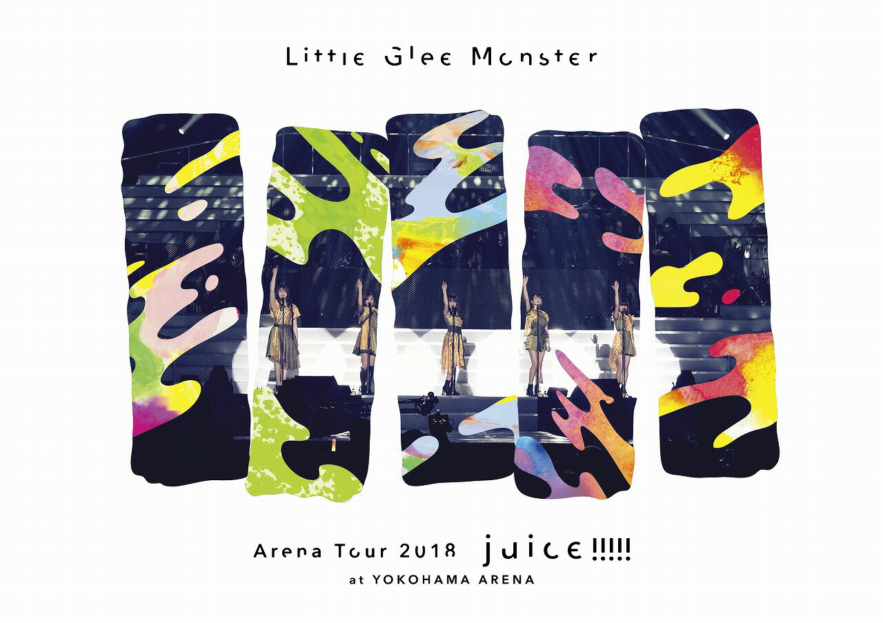 Little Glee Monster Arena Tour 2018 - juice !!!!! - at YOKOHAMA ARENA画像