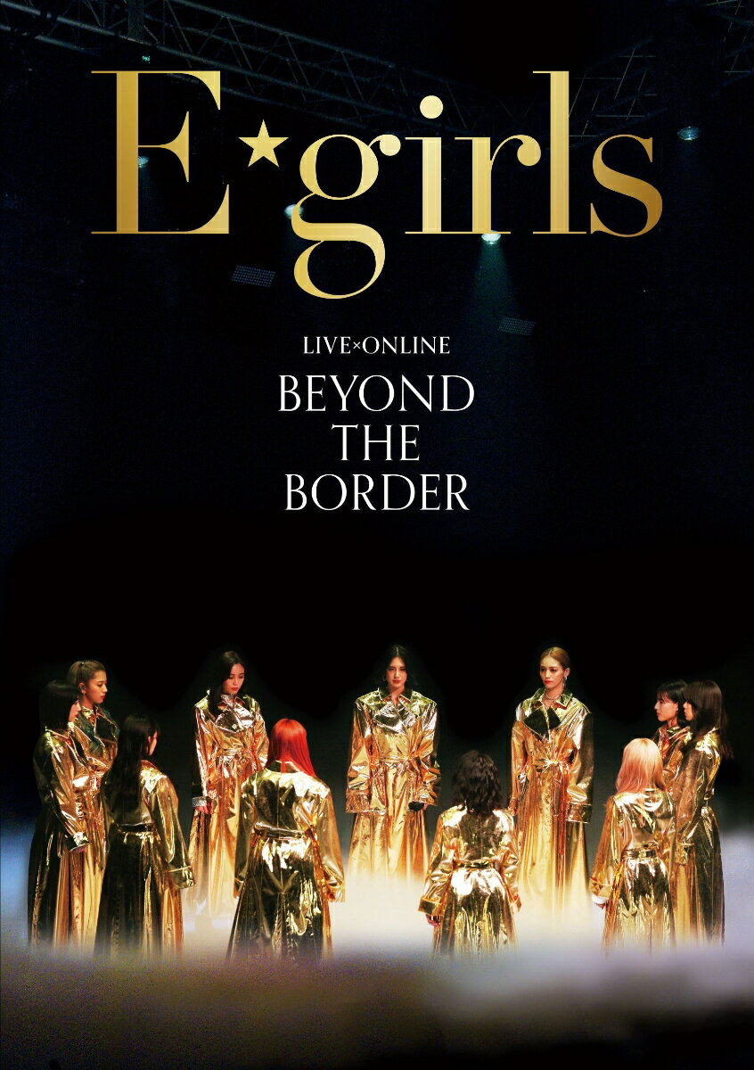 LIVE×ONLINE BEYOND THE BORDER【Blu-ray】