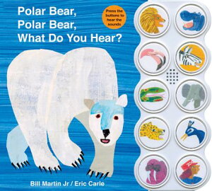 【送料無料】POLAR BEAR, POLAR BEAR:SOUND BOARD BOOK [ BILL MARTIN ]