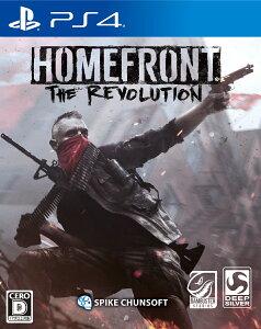 HOMEFRONT the Revolution PS4版