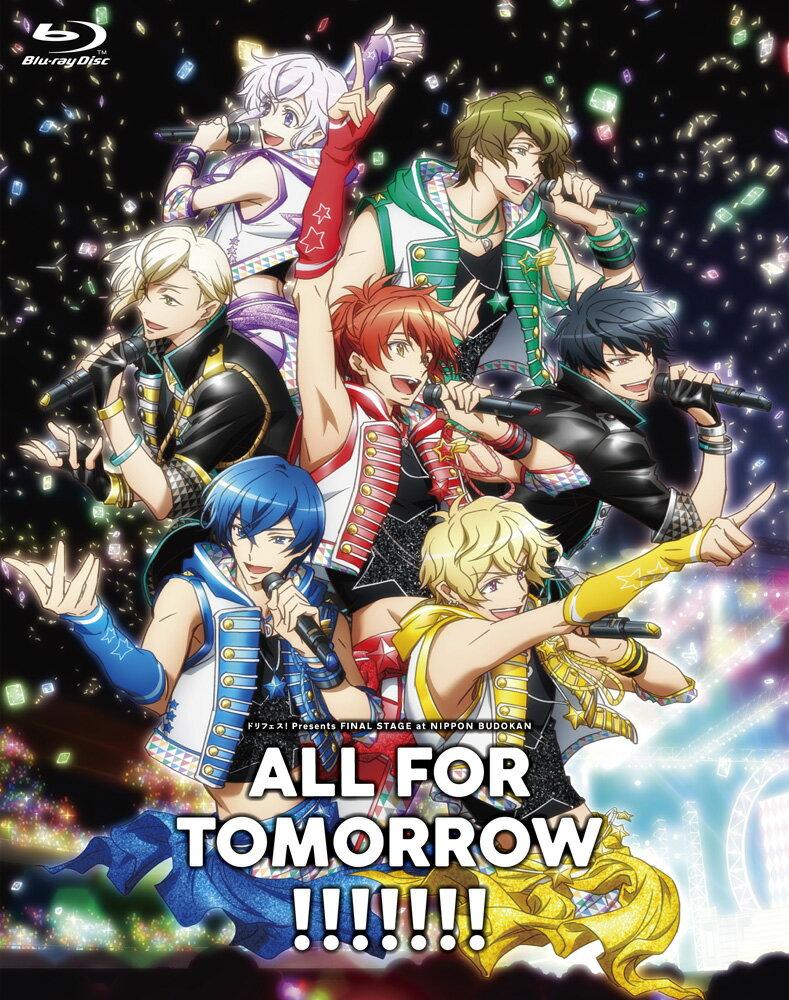 キッズアニメ, その他 5!R ! presents FINAL STAGE at NIPPON BUDOKAN ALL FOR TOMORROW!!!!!!! LIVBlu-ray DearDream KUROFUNE