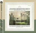 【輸入盤】管弦楽組曲全曲 ピノック&イングリッシュ・コンサート [ バッハ(1685-1750) ]