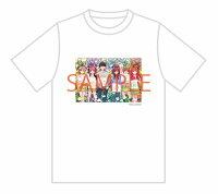 最終巻発売記念!期間限定受注製造 五等分の花嫁 TシャツC(Sサイズ)