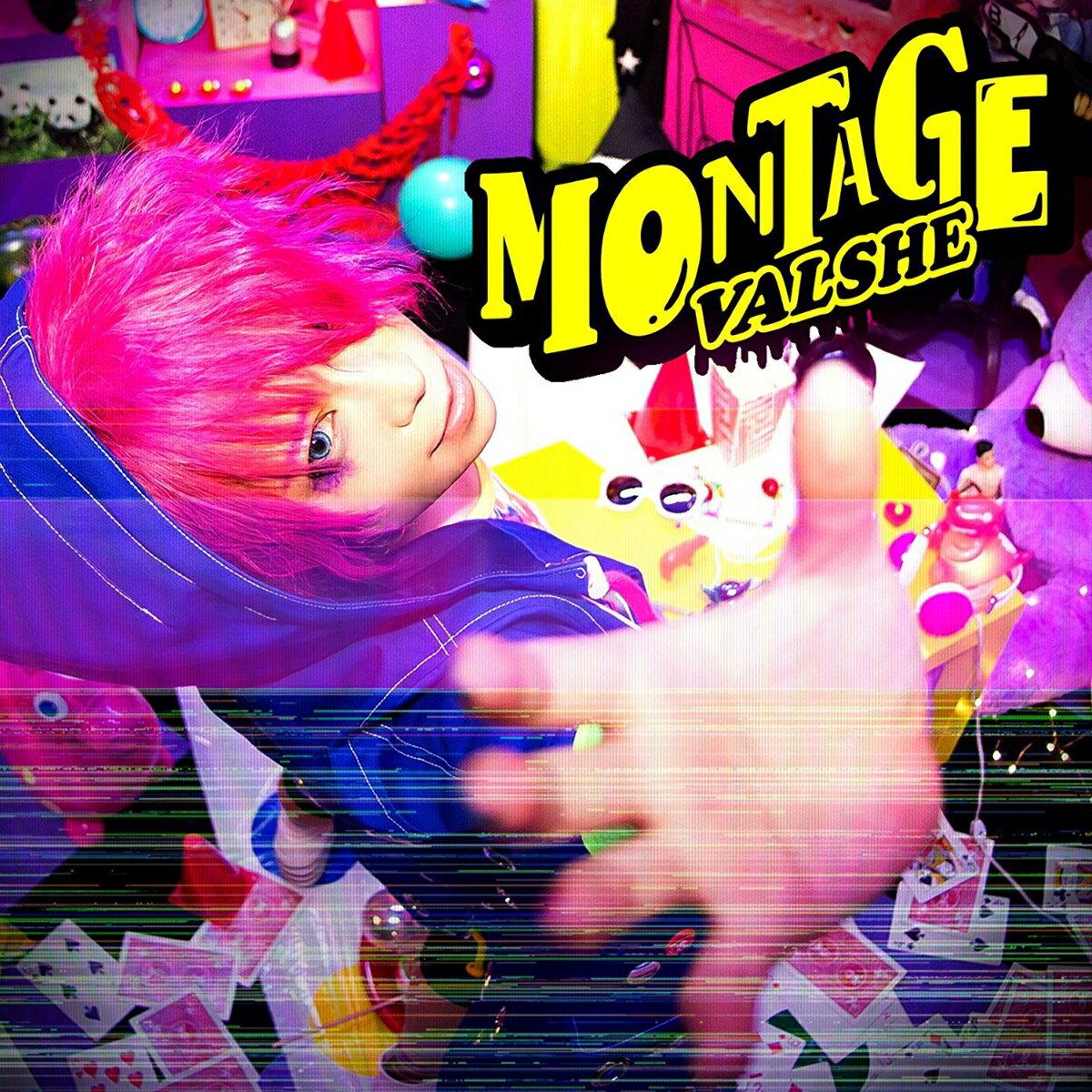 MONTAGE (初回限定盤A CD+DVD) [ VALSHE ]