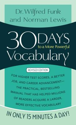 30 Days to a More Powerful Vocabulary画像