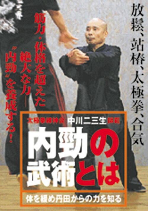 中川二三生師範 内勁の武術とは