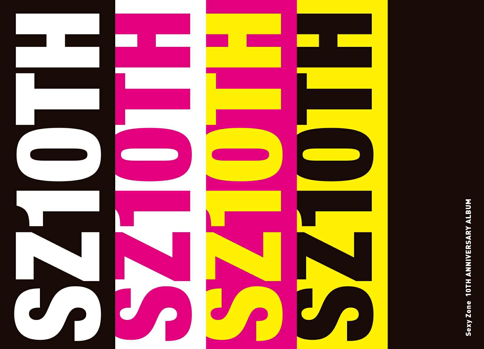 邦楽, ロック・ポップス SZ10TH (A 2CDBlu-rayPHOTOBOOK) Sexy Zone