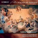【輸入盤】カンタータ『たのしきヴィーダーアウよ』『わたしは自分に満ち足りている』鈴木雅明&バッハ・コレギウム・ジャパン [ バッハ(1685-1750) ]