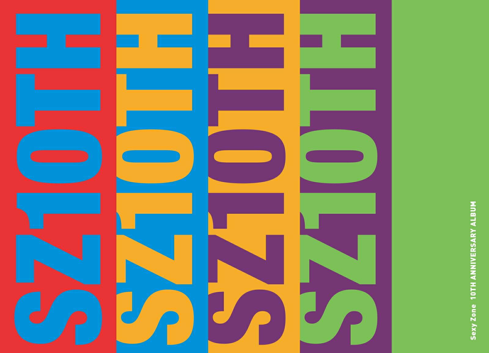 邦楽, ロック・ポップス SZ10TH (B 2CDDVD) Sexy Zone