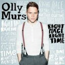 【送料無料】【輸入盤】 Right Place Right Time [ Olly Murs ]