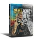 マッドマックス 怒りのデス・ロード<ブラック&クローム>エディション ブルーレイ スチールブック仕様(2枚組)(数量限定生産)【Blu-ray】 [ トム・ハーディー ]