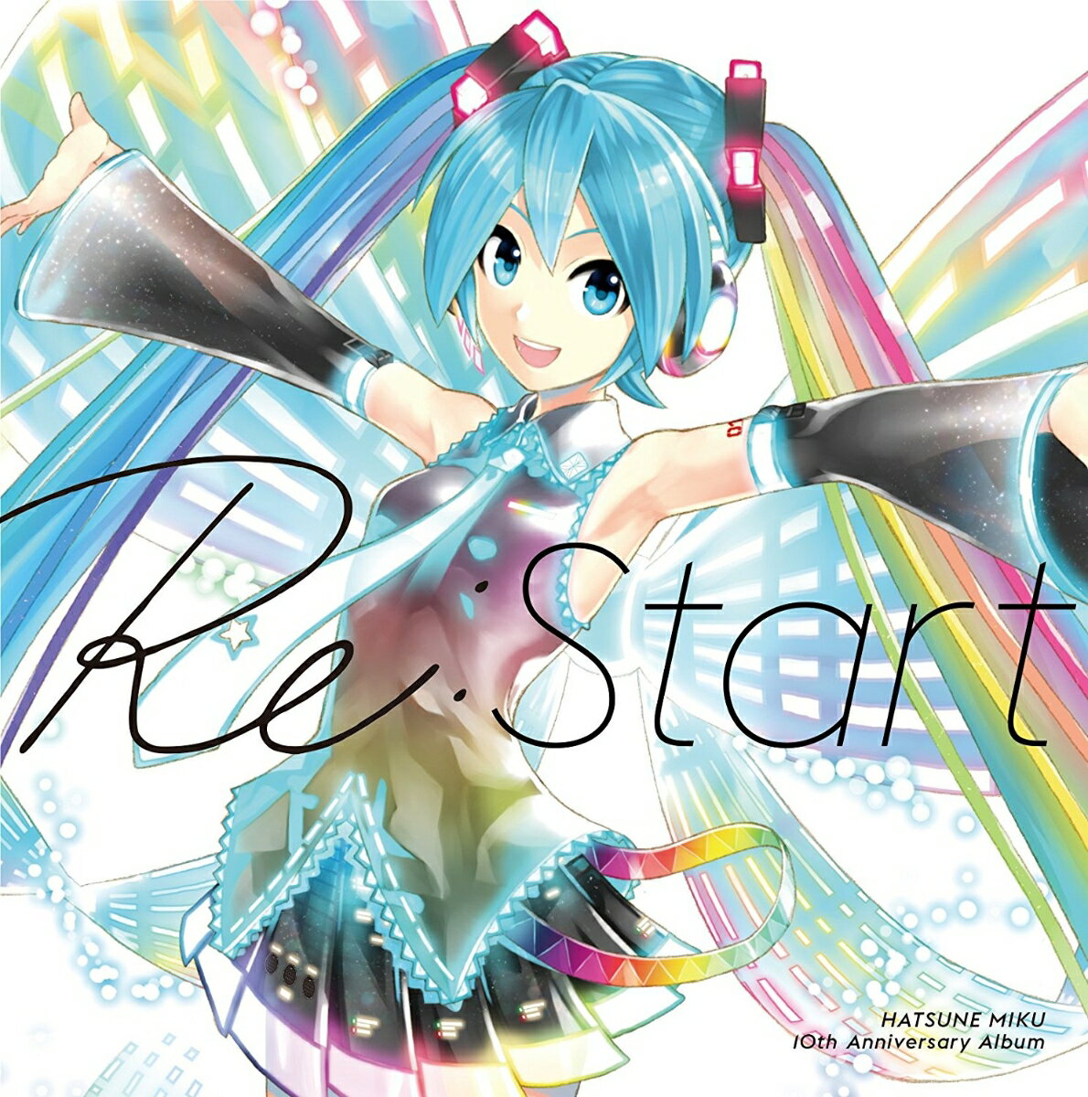 ロック・ポップス, その他 HATSUNE MIKU 10th Anniversary Album Re:Start