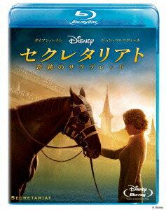 【送料無料】セクレタリアト/奇跡のサラブレッド【Blu-ray】
