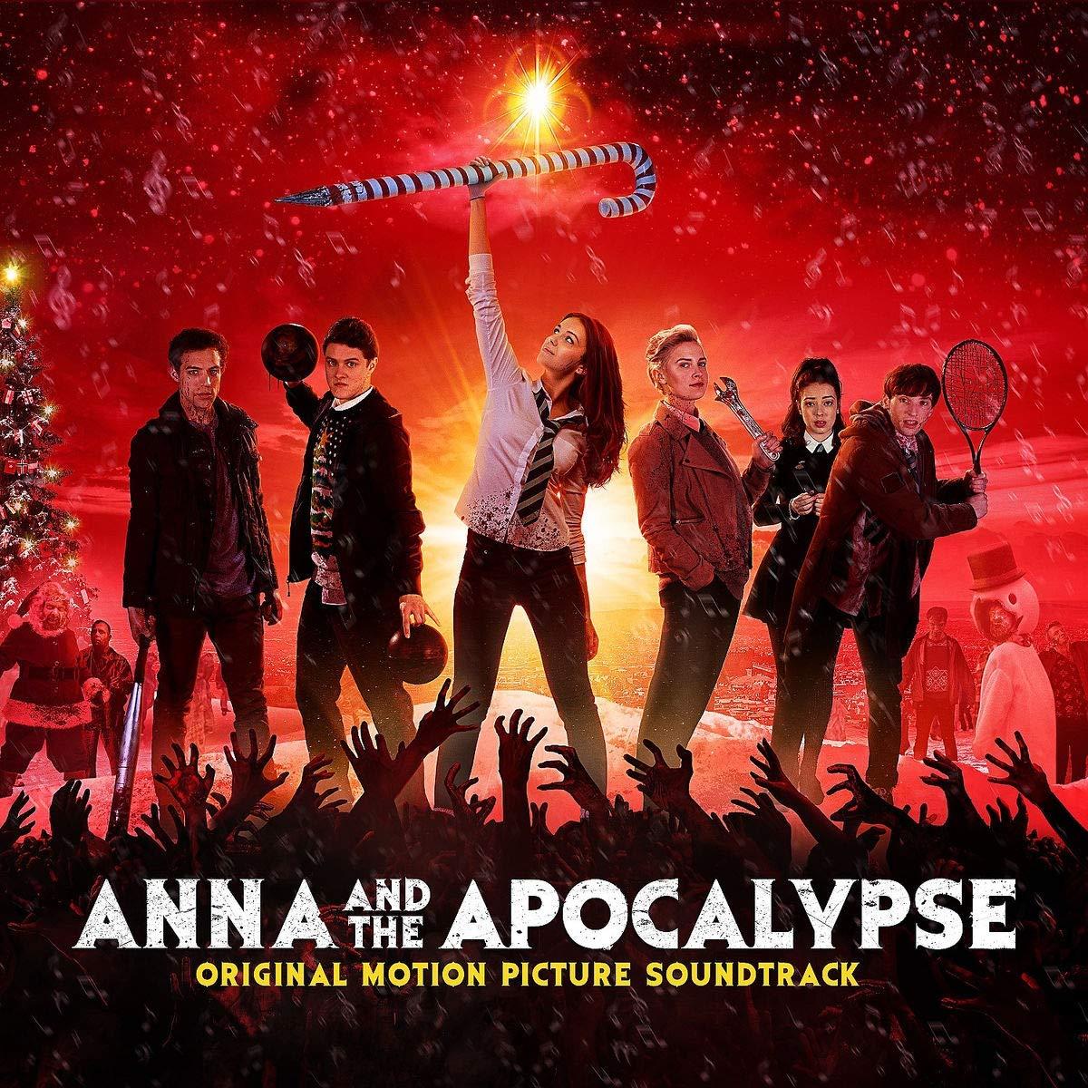 【輸入盤】Anna And The Apocalypse画像