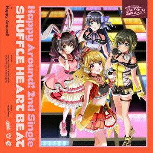 SHUFFLE HEART BEAT【Blu-ray付生産限定盤】