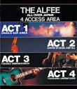 THE ALFEE ALL OVER JAPAN 4 ACCESS AREA【Blu-ray】 [ THE ALFEE ]