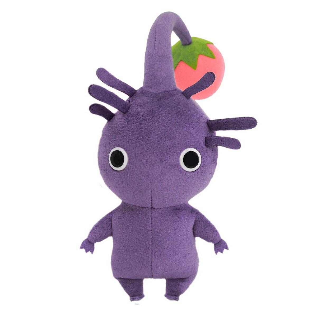 ピクミン ぬいぐるみ PK08 紫ピクミン