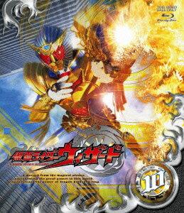 仮面ライダーウィザード Volume10【Blu-ray】画像